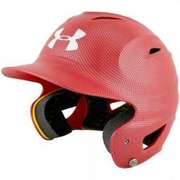 Under Armour UABH-110 Junior Batting Helmet - Carbon Scarlet