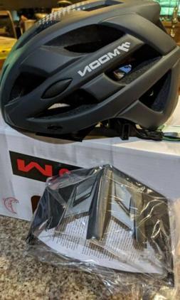 Moon Unisex Youth Knucklehead Mountain Bike Helmet Matte Tur