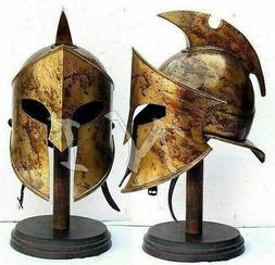 UNIVERSAL COMMANDO 300 Armor Helmet King Leonidas Spartan Ro