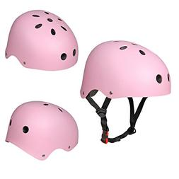 SymbolLife Upgraded Skate/ Skateboarding Helmet, Ultimate Ad