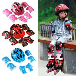 US Kids Bike Skate Helmet For Skateboard BMX Stunt Scooter K