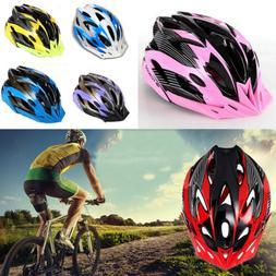 US Men Adult Bicycle Bike Safety Helmet Adjustable Protectiv