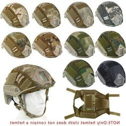 US Sport Airsoft Paintball Tactical Military Gear Combat Fas