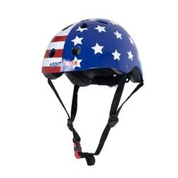 Kiddimoto USA Kids Bicycle Helmet Ages 2 - 5 years and 5+