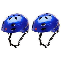 Razor V-17 Youth Safety Sports Helmet for Children 8-14, Glo
