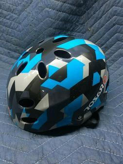 Razor V-17 Child Multi-Sport Helmet, Geo Helmet