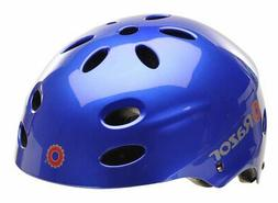 Razor V-17 Youth Muli-Sport Helmet, Gloss Blue