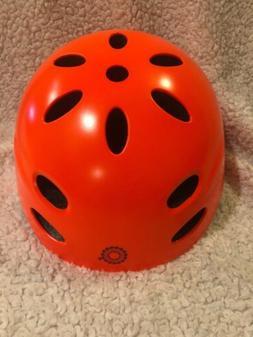 Razor V17 Youth Neon Helmet - Orange