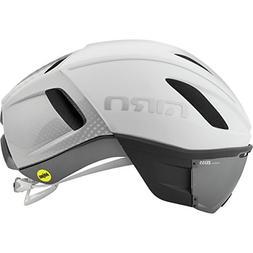 Giro Vanquish MIPS Cycling Helmet - Matte White Silver Mediu
