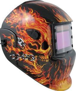 Titan Vaper 41266 Solar Powered Auto Dark Welding Helmet