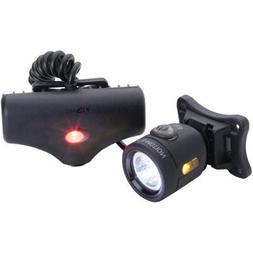 Light & Motion Vis 180 Pro 600 Bicycle Helmet Light Set - 85