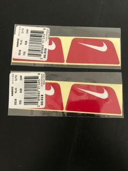 Nike Visionshield Visor for Football Helmet Licensed RED Dec