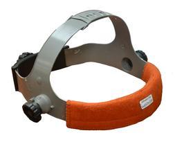 Weldas® SWEATSOpad® Brown Sweatband for Welding Helmets -