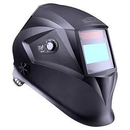 Welding Helmet with Top Optical Class 1/1/1/1, Full Shade Ra
