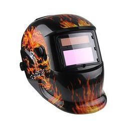 Welding Helmet pro Solar Auto Darkening Arc Tig Mig Certifie