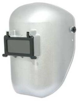 HONEYWELL FIBRE-METAL 5906SR Welding Helmet, Shade 10, Silve