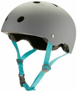 SCHWINN Women Adult Mystique Helmet, Gray Blue, Ages 14+ Pon