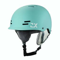 XS Helmets Women's Freeride All-Season Helmet w/Removable Ea