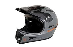 X-Games Youth Full Face Helmet, Matte Grey