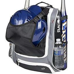 Boar Athletics Youth Baseball Bag - Baseball Gear Backpack f