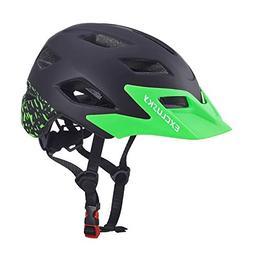 Exclusky Kids Helmets for Bike/Skate/Multi-Sport Lightweight
