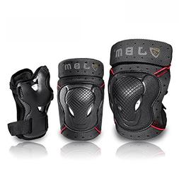 youth bmx bike knee pads