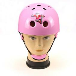 Youth Helmet for Bicycle Cycling Scooter Ski Skate Skateboar