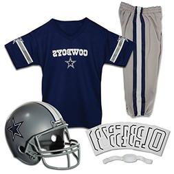 Dallas Cowboys Youth Navy Blue Deluxe Team Uniform Set