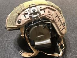 Z Tactical Comtac 2 Military Style Headset with ARC Helmet R