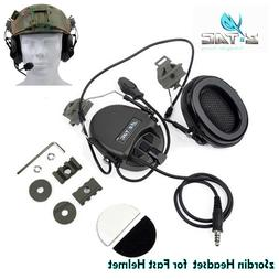 Z Tactical zSordin Hunting Headset Anti Noise Earphone For F