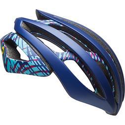 Bell Z20 Joy Ride MIPS Helmet Matte Navy/Cherry/Sky Fibers,