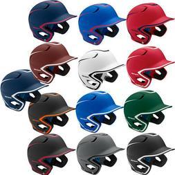 Easton Z5 Matte 2.0 Two-Tone Baseball Batting Helmet Junior