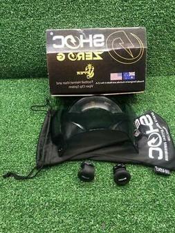 SHOC ZERO G 40% Smoke Visor Made Just for Riddell Speed Flex