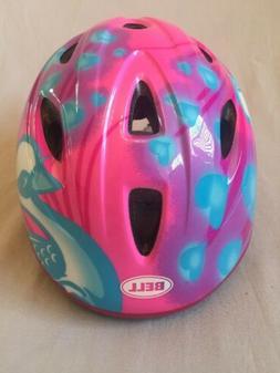 Bell 7073339 Zoomer Toddler Helmet, Pink/Blue Downy